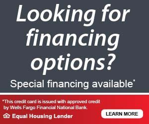 Check out our Financing options in Delafield  WI