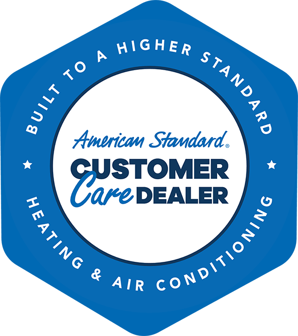 Trust your Furnace installation or replacement in Delafield  WI to a American Standard Customer Care Dealer.